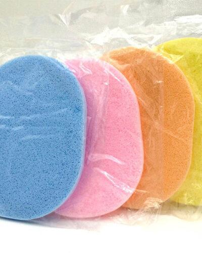 sanitary kit - facial exfoliating sponge