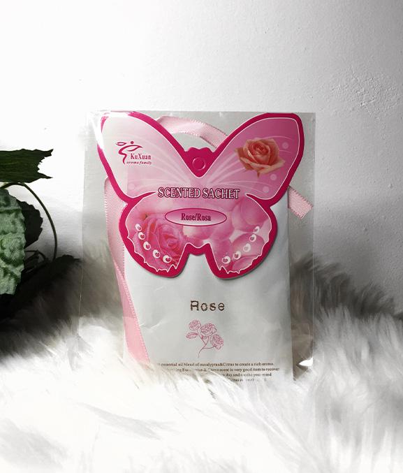 Fragrance Patch - rose
